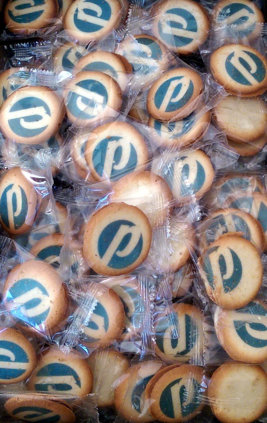 Les biscuits identitaires, impression friandises - Des biscuits personnalisés pour DirectProducteur