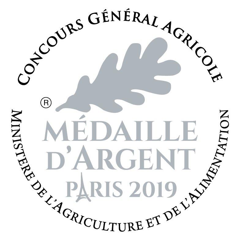 Le Safran - Delphine Liegeois - Médaille d'argent au Concours Général Agricole 2019