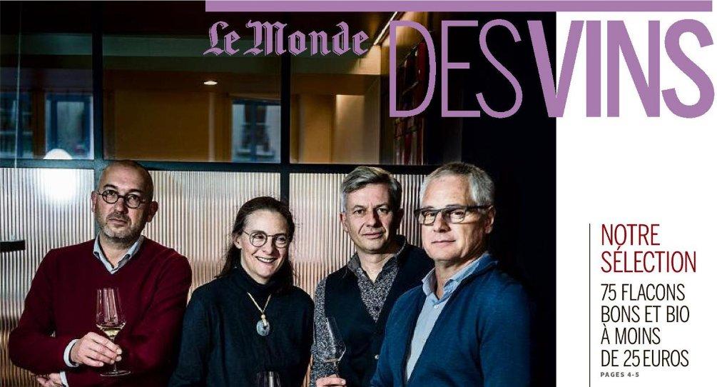 Château de la Selve - On parle de nous : Berty 2016 dans « Le Monde » !