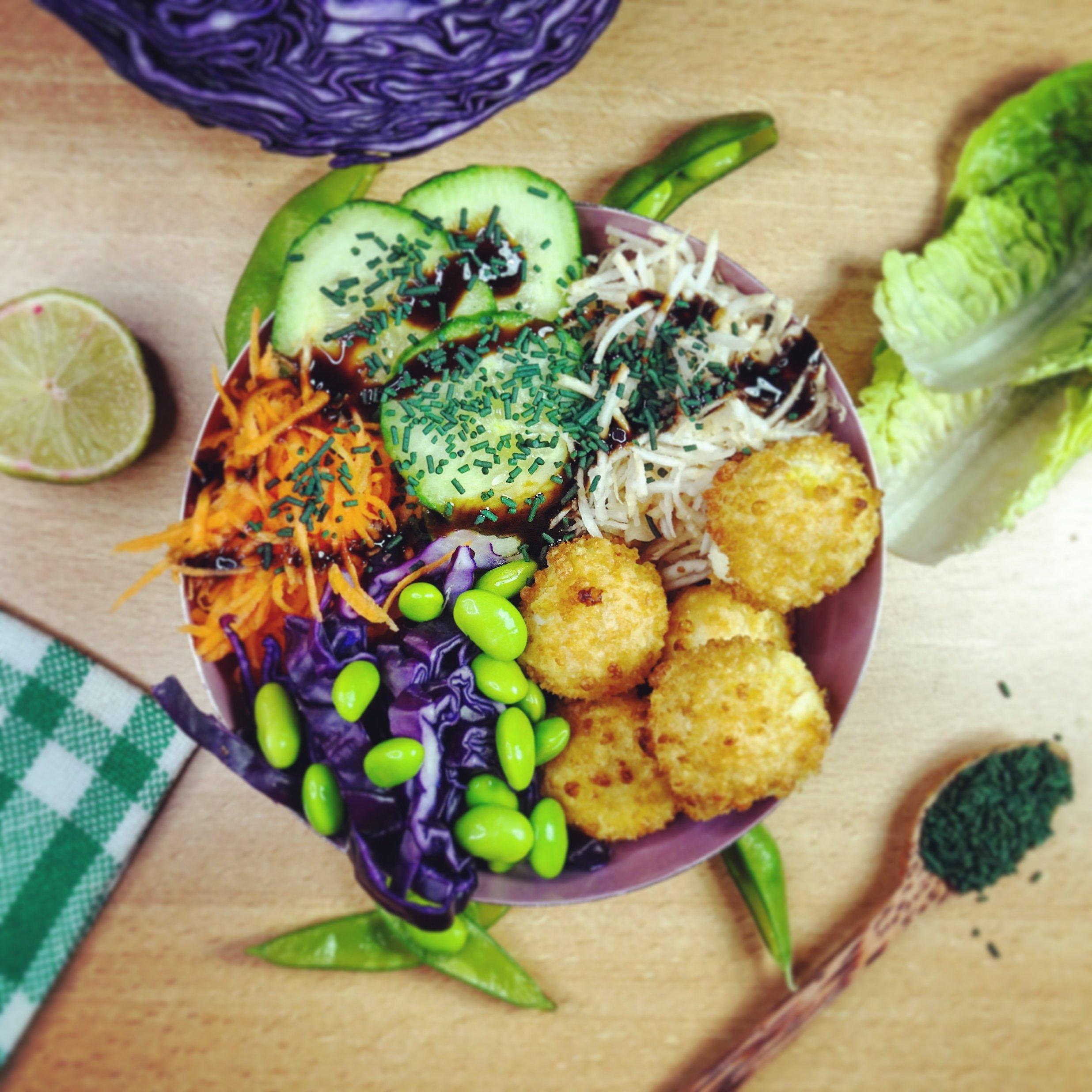 Cap Spiruline - Des paillettes dans vos salades !